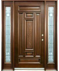 wood door design for house house front double door design front door designs houses style single