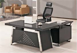 corporate office desk. Modern Executive Glass Office Desk Corporate