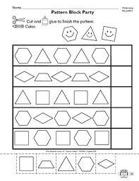 Abb Worksheets For Kindergarten PatternsAb Patterns Kindergarten Worksheetsfree Pattern
