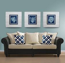 Salecoral Wall Art Set Of 3 White Framed 8X10 Xtra Large In Framed Wall Art  (