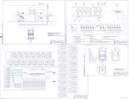 Робототехника Автоматизация курсовой или дипломный проект  Дипломный проект Разработка автоматизированной системы диспетчерского управления коммутационными модулями на базе существующего РУ 6кВ