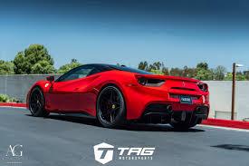 Find the best ferrari 488 for sale near you. Ag Luxury Wheels Ferrari 488 Gtb Agluxury Agl42 Spec3 Forged Wheels