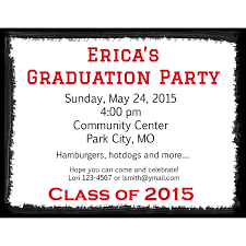 graduation pa cute graduation party invitation postcard templates free trend graduation party invitation postcard templates free