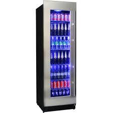 surprising fridge glass door schmick glass door upright bar fridge with lock and quiet operation