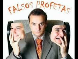 Resultado de imagen para FALSOS PROFETAS Y PASTORE
