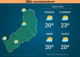 Otherwise, mostly clear early, then becoming cloudy, with a low around 62. Pronostico En Misiones Inicio De Semana Frio Por La Manana Y Templado Durante La Jornada