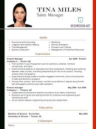 Resume 2017 Format Format Of Resume Latest For And Maker Resume 2017
