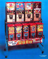 Vending Machines Toys Beauteous Do You Remember GumballToy Vending Machines Midlife Crisis Hawai`i
