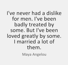 Love Quotes Maya Angelou