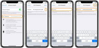 Iphone How To Use A Personal Hotspot And Change Passwords 9to5mac