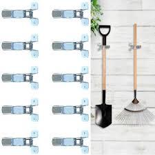 garage shovel holder wall mount 10 pack