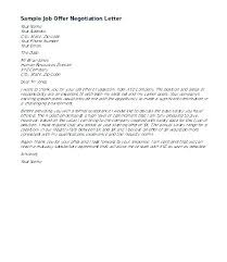 Counter Proposal Template Job Offer Letter Us Copy
