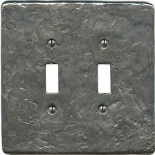 metal switch plates. Modren Metal 1 Textured Stainless Steel Switch Plate U0026 Outlet Vendor Widest Selection  In Stock Immediate Free Shipping On Metal Plates N
