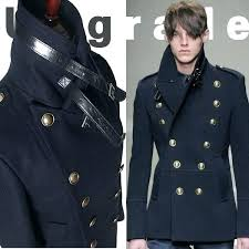 old navy pea coat mens navy winter jacket those days clothing slim fit blue blazer wool old navy pea coat