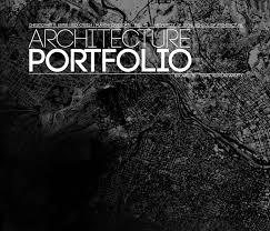 architecture design portfolio cover. Simple Design On Architecture Design Portfolio Cover