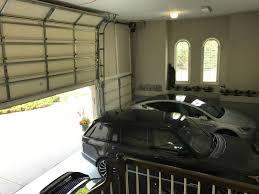 high lift garage doors