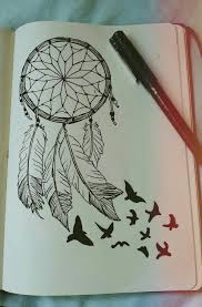 How To Draw A Dream Catcher Dreamcatcher image 100 by patrisha on Favim 67