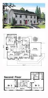 saltbox house plans. Saltbox House Plan 20136   Total Living Area: 2095 Sq. Ft., 3 Plans E
