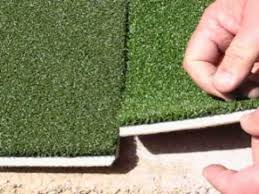 3 8 omni directional nylon synthetic putting green turf with 5mm foam pl306 you