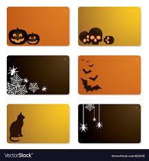 Halloween Gift Cards Halloween Gift Cards