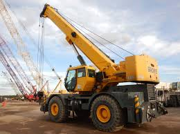 Rough Terrain Cranes Cranes For Sale Dozier Crane