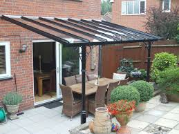 Possibel glass roof for our Garden