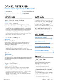 Remote Support Engineer Sample Resume 12 Nardellidesign Com Image