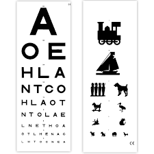Standard Eye Test Chart Printable Eyes Vision Eye Vision Chart 6 6 Pdf