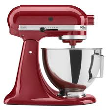Small Red Kitchen Appliances Food Processors Mixers