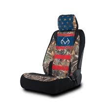realtree lowback seat cover