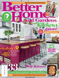 better homes gardens magazine. Brilliant Gardens Better Homes And Gardens Australia  April 2018 Throughout Magazine