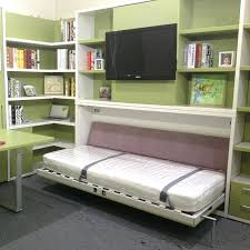 pull down wall bed high quality pull down wall bed with desk wall mounted bed pull pull down wall bed