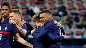 Vind voetbal frankrijk op nike.com. Statistisch Onderzoek Voorspelt Dat Frankrijk Ek Voetbal Wint En Heeft Slecht Nieuws Voor Belgie Business Am