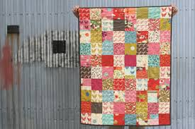 Simple Square Quilt Patterns Simple FITF Baby Wonderland III Film In The Fridge