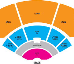 Amp Seating Chart Venue Parking Maps