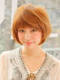 Japan Women Hair Style brown japanese hairstyle 8269 by wearticles.com