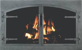 gas fireplace doors cabinet doors how do you clean gas fireplace glass doors