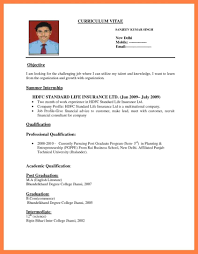 Resume Latest How To Create Cv Professional Resume Templates