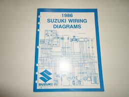 suzuki atv wiring manual e book 1986 suzuki motorcycle a t v g models wiring diagrams manual minor1986 suzuki motorcycle a t v g models wiring diagrams manual