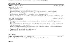Resume For Auto Mechanic Custom Sample Resume For Automotive Technician Resume Automotive Mechanic