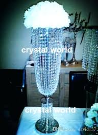 table top chandelier wedding table decoration whole crystal table top chandelier centerpieces birthday party themes birthday