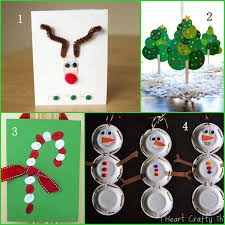 Christmas Crafts For Preschoolers  Red Ted Artu0027s BlogChristmas Crafts For Preschoolers