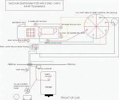 thunderbird ranch diagrams page 1964 66 heat ac vacuum diagram
