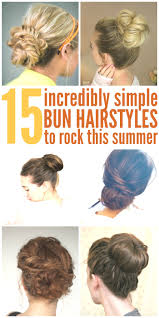 Fashion Bun Hairstyles For Long Hair Excellent 101 Cute Easy And