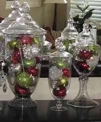 Apothecary Jars Christmas Decorations Apothecary Jars Filler Ideas Apothecaries Red White Blue And Jar 8