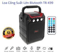 Loa Armor TR-K99 Loa Công Suất Lớn Loa Karaoke Bluetooth Cao Cấp Âm Thanh  Sống Động Bass Tress Cực Mạnh Nghe Nhạc Cực Hay Bảo Hành Uy Tín Toàn Quốc:  Mua bán