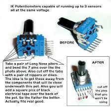 pin potentiometer wiring image wiring diagram 6 pin potentiometer wiring schematic 6 auto wiring diagram database on 6 pin potentiometer wiring