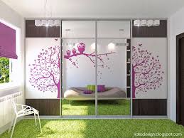 tosca wall designs girls room