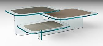 modern glass furniture. Paesaggi And Side From Fiam Modern Glass Furniture U