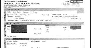 Chicago Incident Report Barca Fontanacountryinn Com